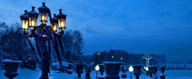 Новосибирский крематорий