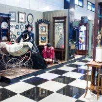 Музей мировой погребальной культуры в Парке памяти