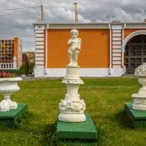 ангел парк памяти