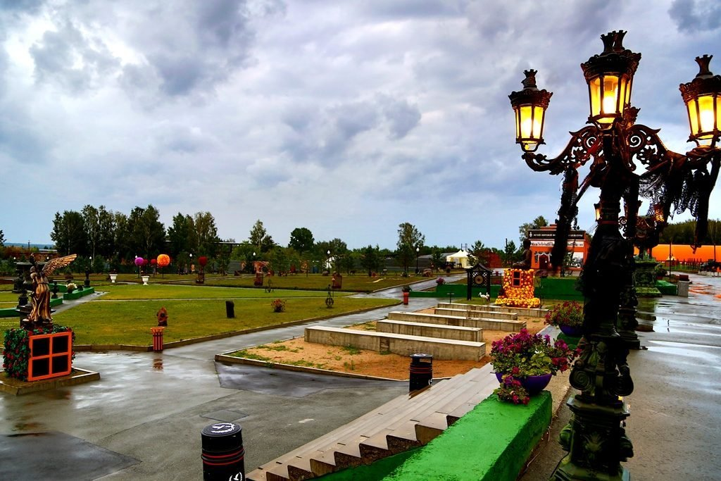 парк памяти фото