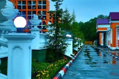 Новосибирский крематорий вечерние фото колумбарий