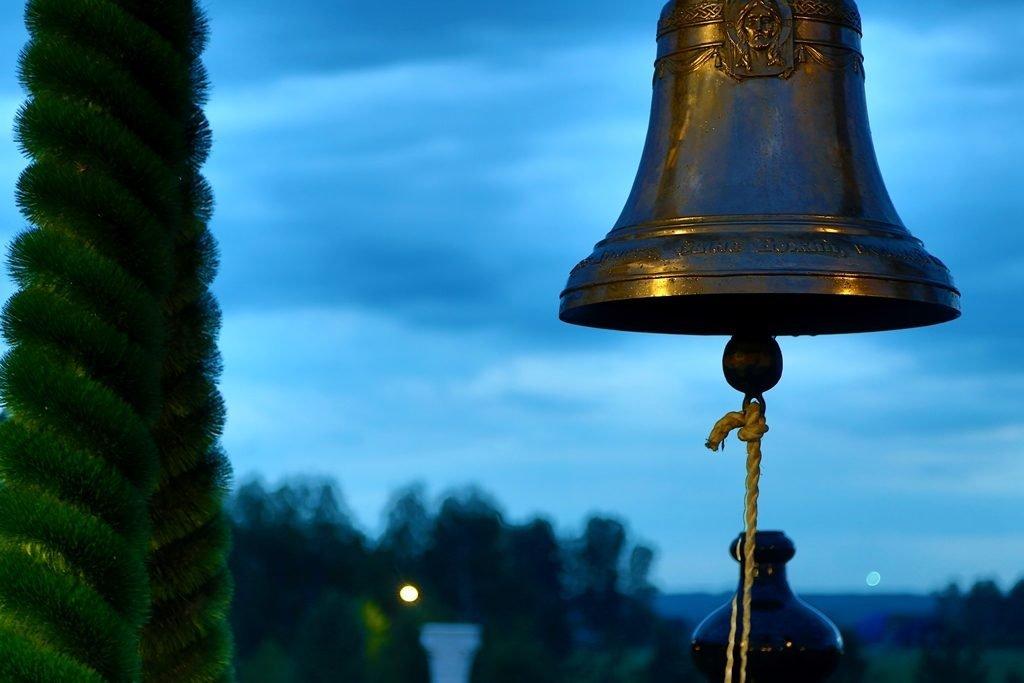 колокол Новосибирский крематорий