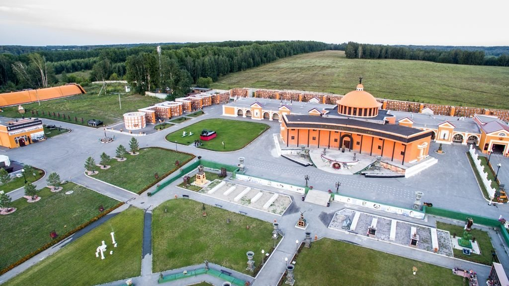 Новосибирский крематорий с высоты птичьего полета 19
