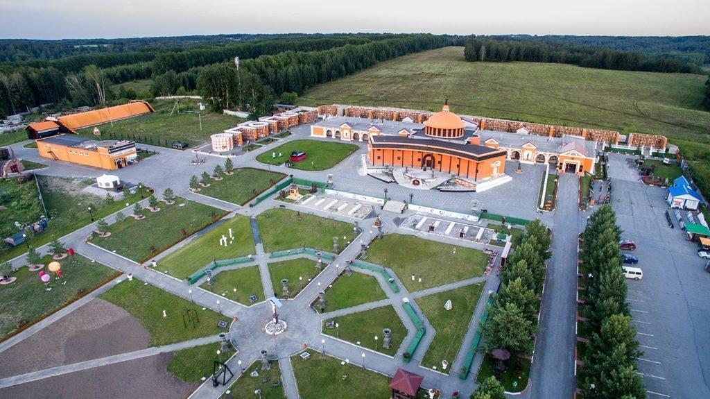 Новосибирский крематорий с высоты птичьего полета 17