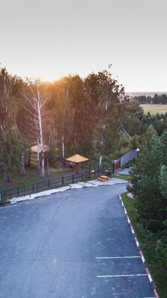 Новосибирский крематорий с высоты птичьего полета 14
