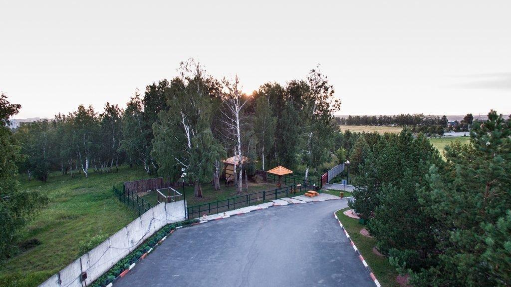 Новосибирский крематорий с высоты птичьего полета 13