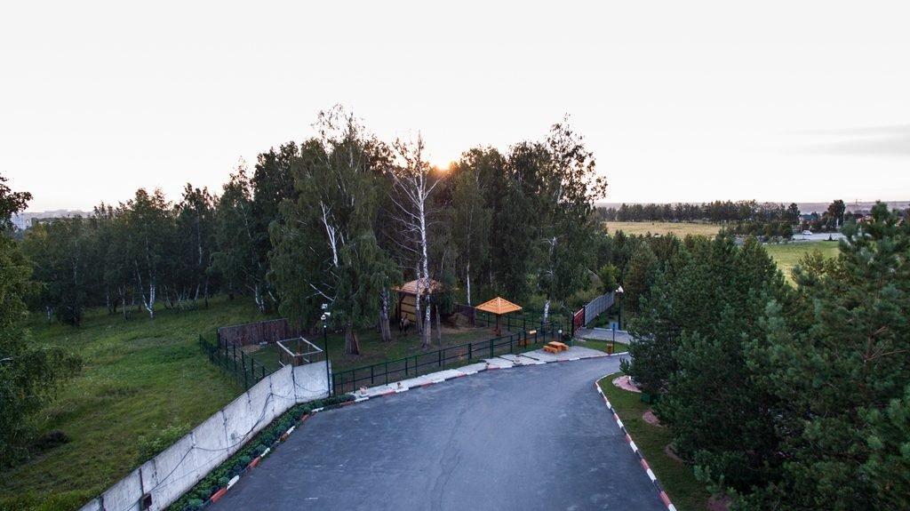 Новосибирский крематорий с высоты птичьего полета 12