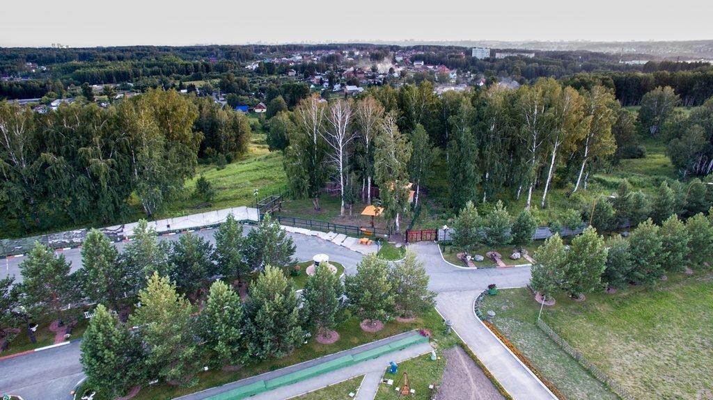 Новосибирский крематорий с высоты птичьего полета 11