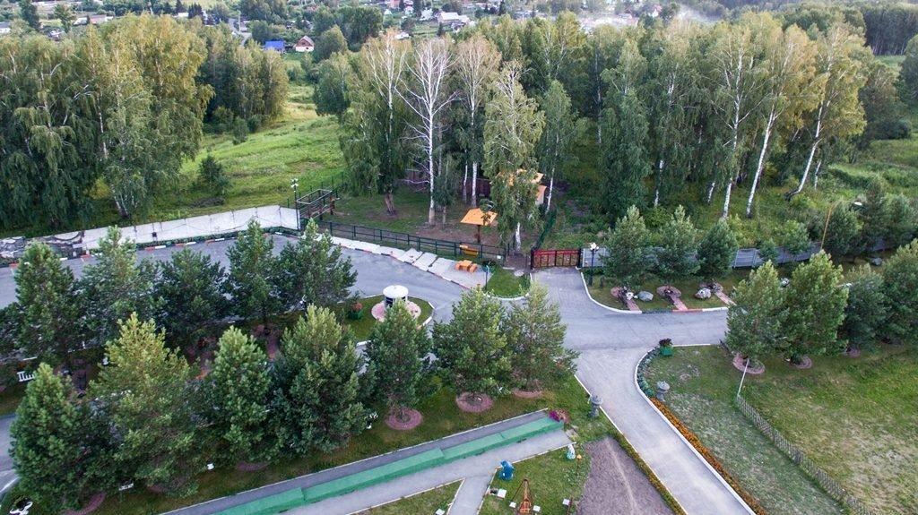 Новосибирский крематорий с высоты птичьего полета 10