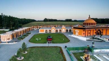 Новосибирский крематорий с высоты птичьего полета 7
