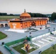 Новосибирский крематорий с высоты птичьего полета 5
