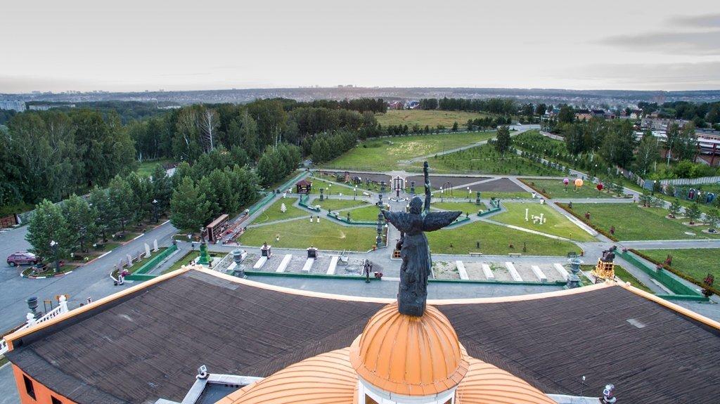 О Новосибирском крематории