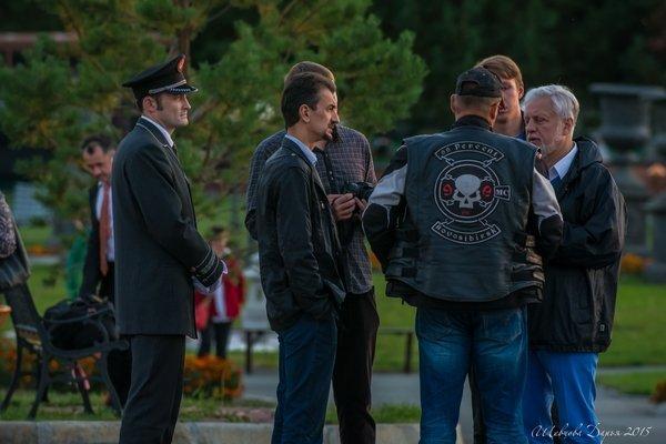День памяти байкеров 77