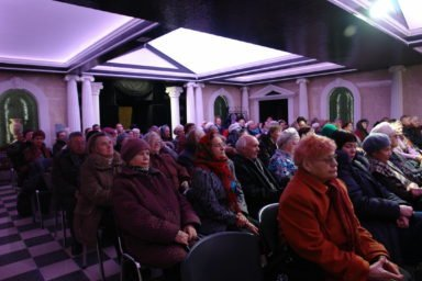 дни поминовения усопших в Новосибирском крематории