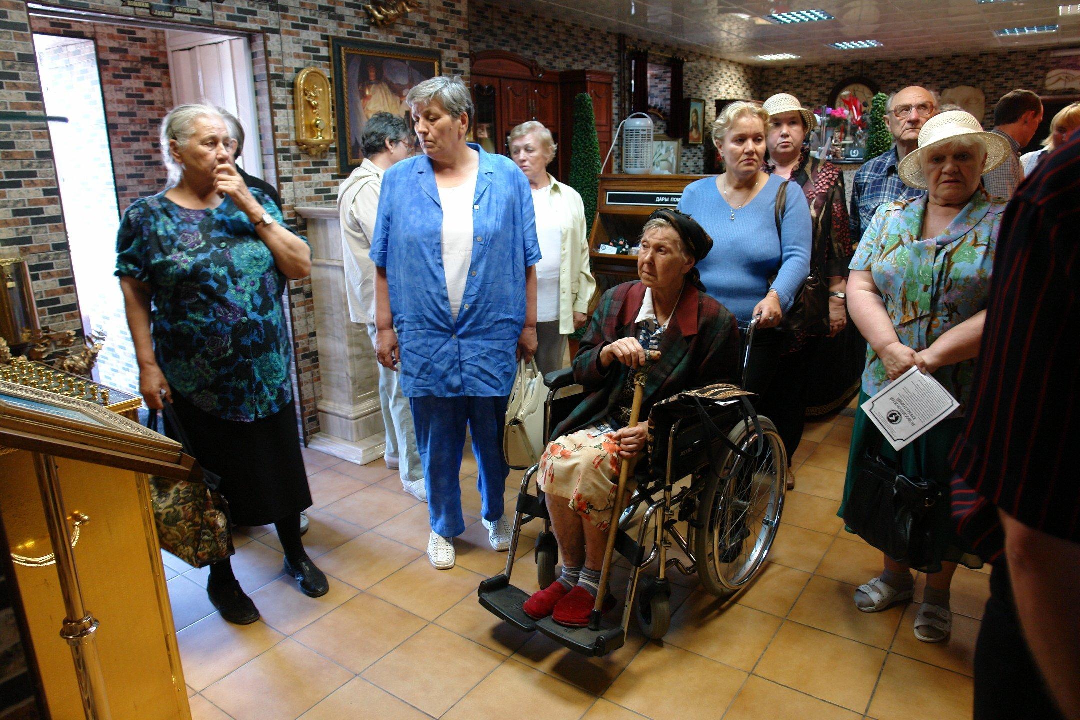 Ознакомительные поездки в Новосибирский крематорий