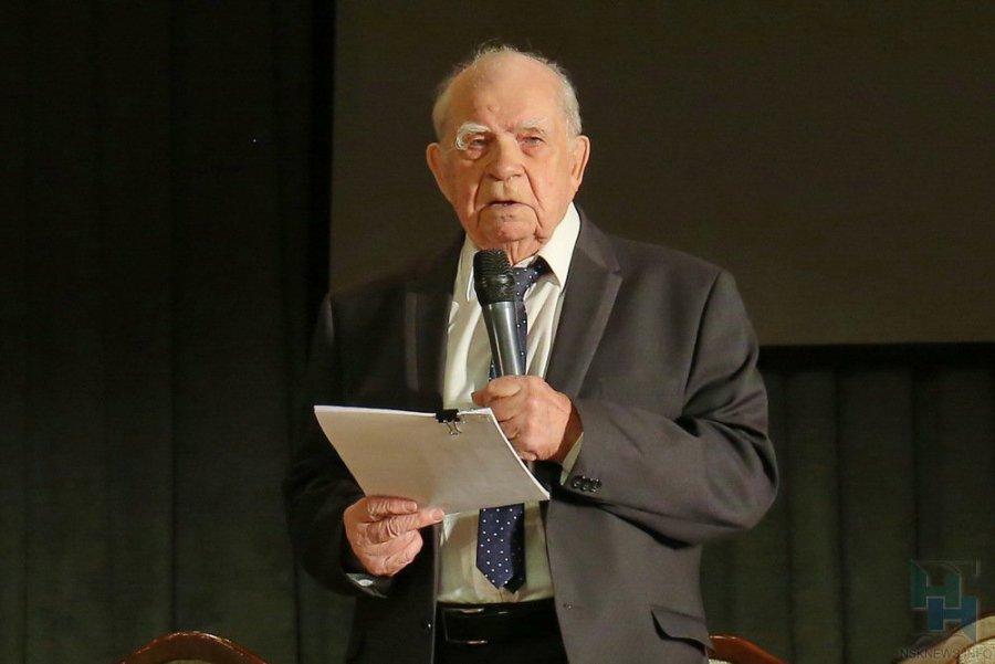Ушел из жизни председатель совета ветеранов Новосибирска Василий Шушпанов