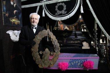 С.Якушин, владелец Новосибирского крематория