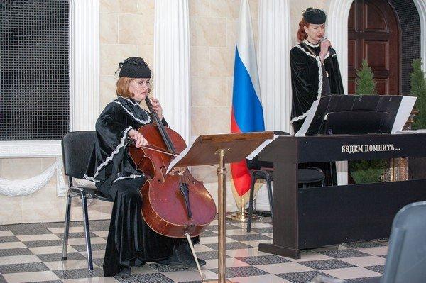 траурная церемония в Новосибирском крематории