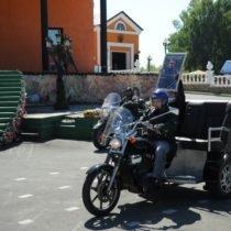 похороны на мотоцикле5