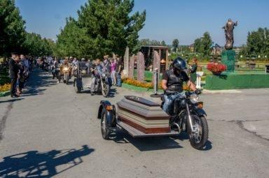 похороны на мотоцикле9