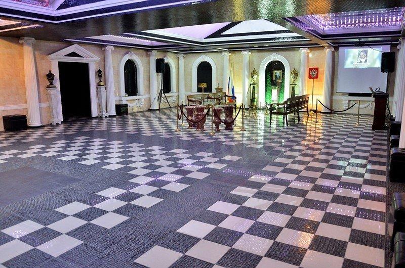 Траурные залы