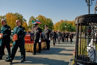 похороны Новосибирский крематорий