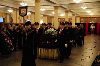 похороны театр оперы и балета