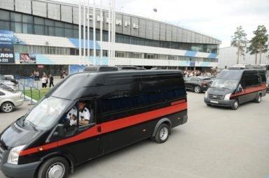 катафалки VIP похороны ПД Некрополь