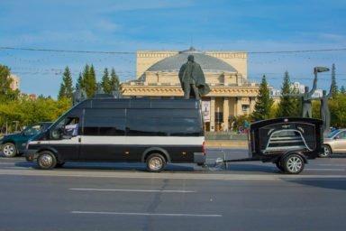 Катафалки ПД Некрополь