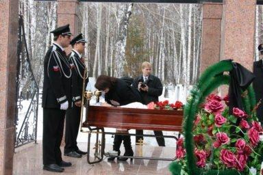 VIP похороны, похоронный дом Некрополь