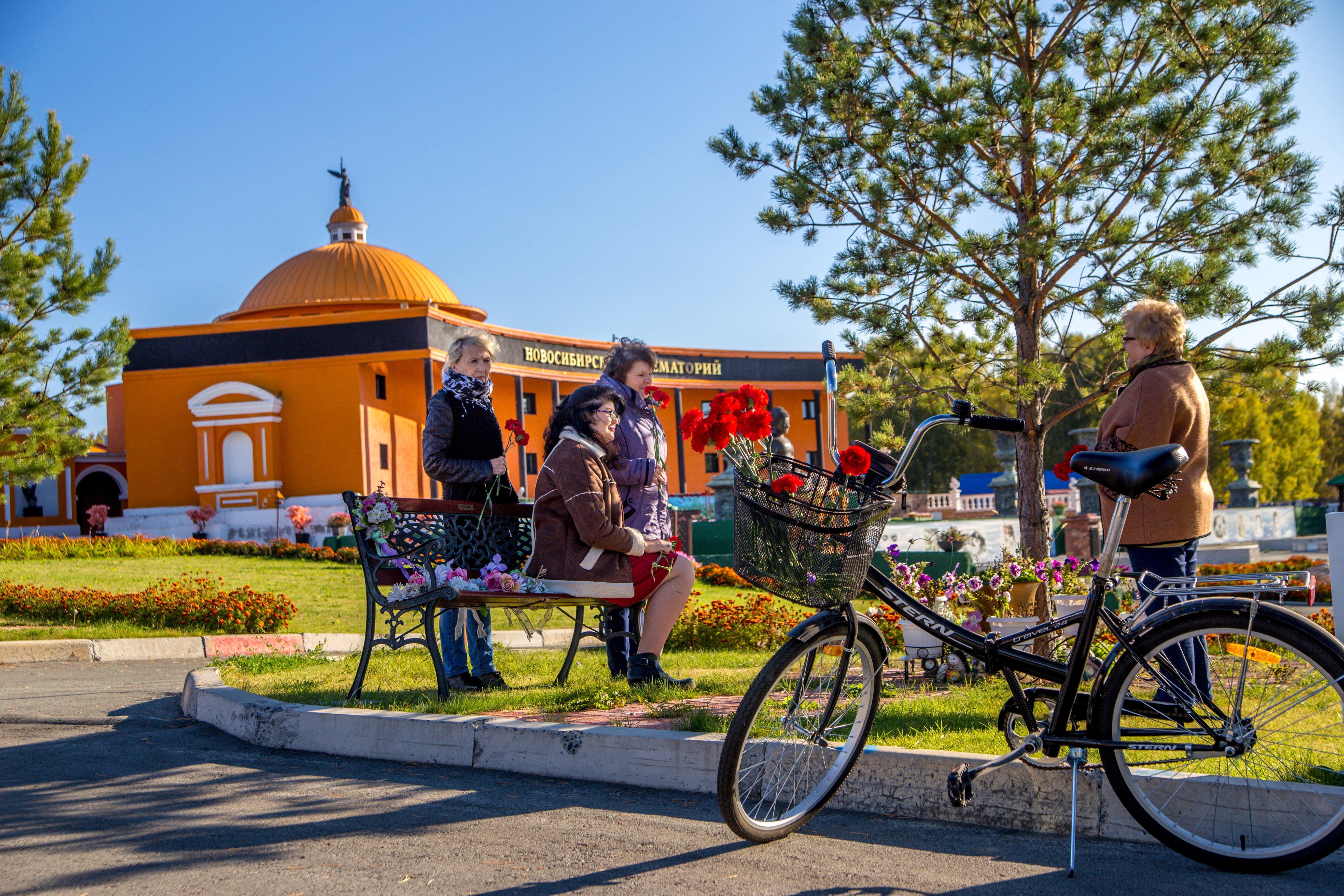 Бесплатный прокат велосипедов