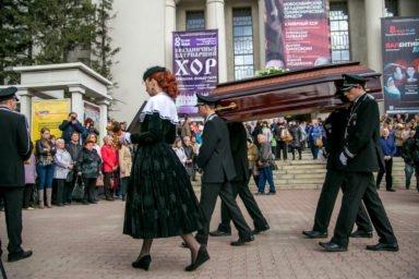 VIP похороны в Новосибирске