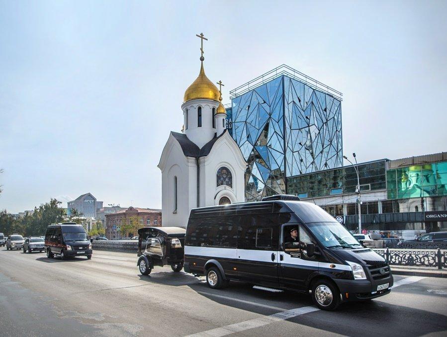 Похоронные услуги Новосибирского крематория